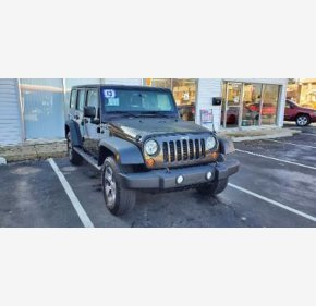 2013 Jeep Wrangler for sale 101416006