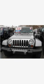 2013 Jeep Wrangler for sale 101416018