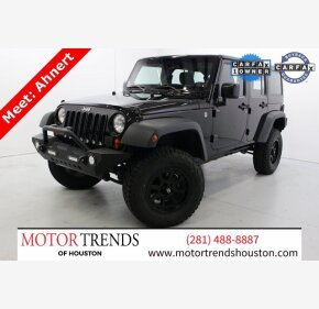2013 Jeep Wrangler for sale 101426504