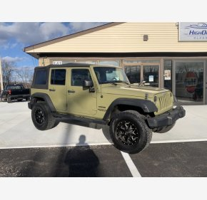 2013 Jeep Wrangler for sale 101431483