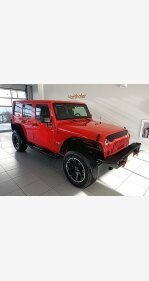 2013 Jeep Wrangler for sale 101435050
