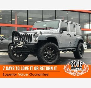 2013 Jeep Wrangler for sale 101438386