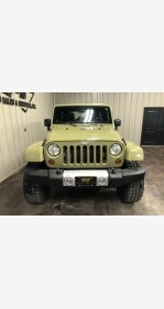 2013 Jeep Wrangler for sale 101443225