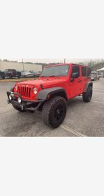 2013 Jeep Wrangler for sale 101457314