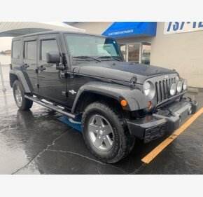 2013 Jeep Wrangler for sale 101474752