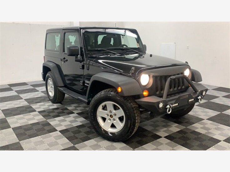 2013 Jeep Wrangler for sale 101477954