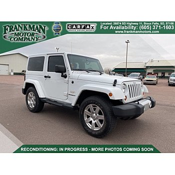 2013 Jeep Wrangler for sale 101494498