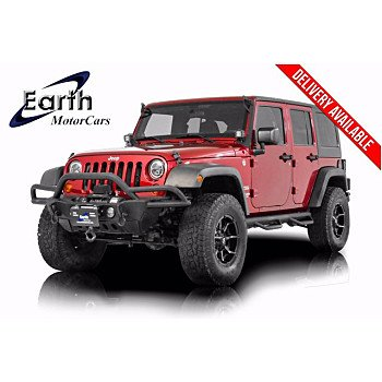 2013 Jeep Wrangler for sale 101505148