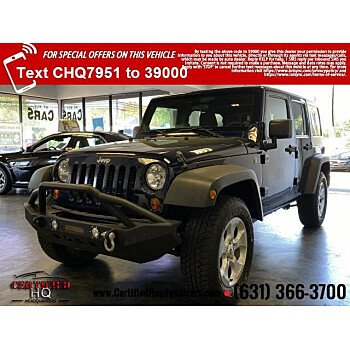 2013 Jeep Wrangler for sale 101509562