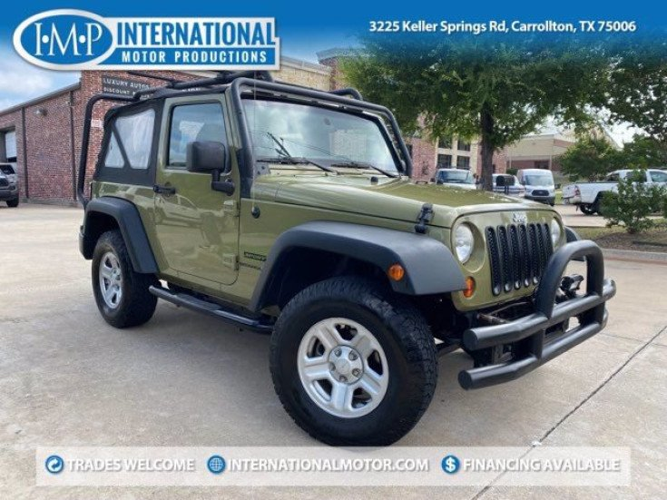 2013 Jeep Wrangler for sale 101547866