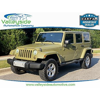 2013 Jeep Wrangler for sale 101568776