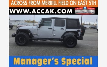 2013 Jeep Wrangler for sale 101602363