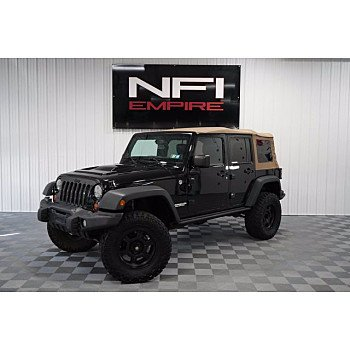 2013 Jeep Wrangler for sale 101623169