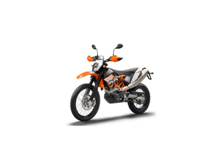 2013 KTM 690 R specifications