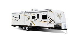 2013 KZ Spree 321RES specifications