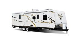 2013 KZ Spree 323CSS specifications