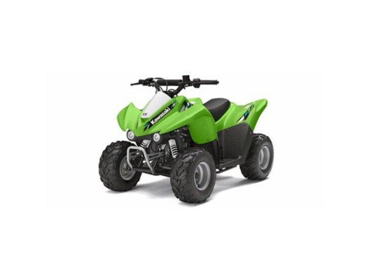 2013 Kawasaki KFX80 50 specifications