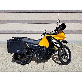 2013 Kawasaki KLR650 for sale 200581469