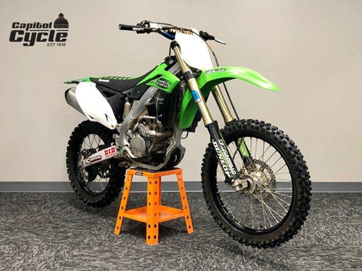 2013 Kawasaki KX250F for sale 201159691