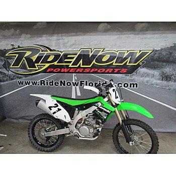 2013 Kawasaki KX450F for sale 200722645