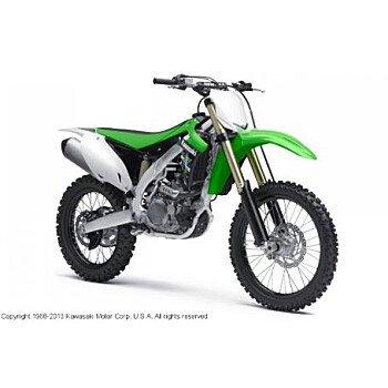 2013 Kawasaki KX450F for sale 200736087
