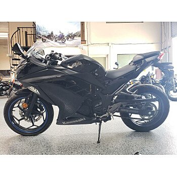 2013 Kawasaki Ninja 300 for sale 200711454