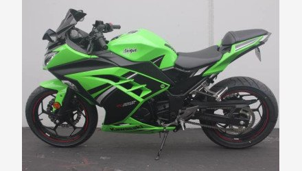 2013 Kawasaki Ninja 300 for sale 200704772