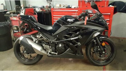 2013 Kawasaki Ninja 300 for sale 200732081