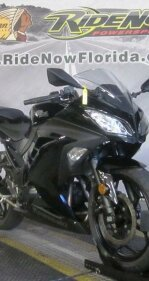 2013 Kawasaki Ninja 300 for sale 200862466