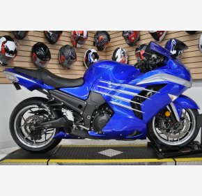 2013 Kawasaki Ninja ZX-14R for sale 200690586