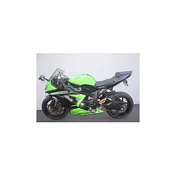 2013 Kawasaki Ninja ZX-6R for sale 200355214
