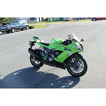 2013 Kawasaki Ninja ZX-6R for sale 200647839