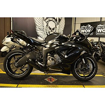 2013 Kawasaki Ninja ZX-6R for sale 200677711