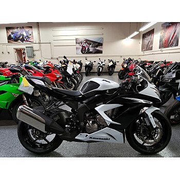 2013 Kawasaki Ninja ZX-6R for sale 200707129