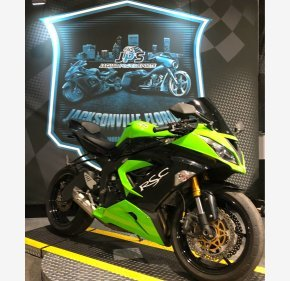 2013 Kawasaki Ninja ZX-6R for sale 200617216