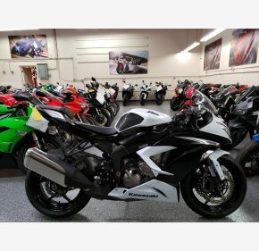 2013 Kawasaki Ninja ZX-6R for sale 200653903