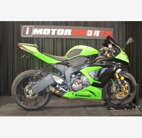 2013 Kawasaki Ninja ZX-6R for sale 200674606