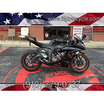 2013 Kawasaki Ninja ZX-6R for sale 200740866