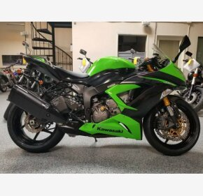 2013 Kawasaki Ninja ZX-6R for sale 200813781