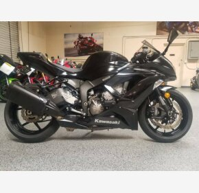 2013 Kawasaki Ninja ZX-6R for sale 200813783