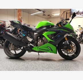 2013 Kawasaki Ninja ZX-6R for sale 200813785