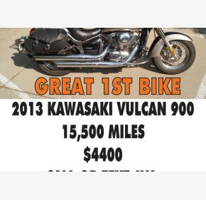 2013 Kawasaki Vulcan 900 for sale 200719038