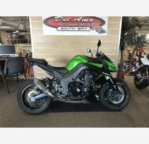 2013 Kawasaki Z1000 for sale 200713506
