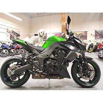 2013 Kawasaki Z1000 for sale 200920127