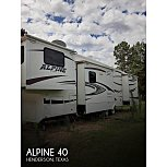 2013 Keystone Alpine for sale 300245776
