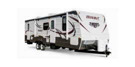 2013 Keystone Hideout 23RB specifications