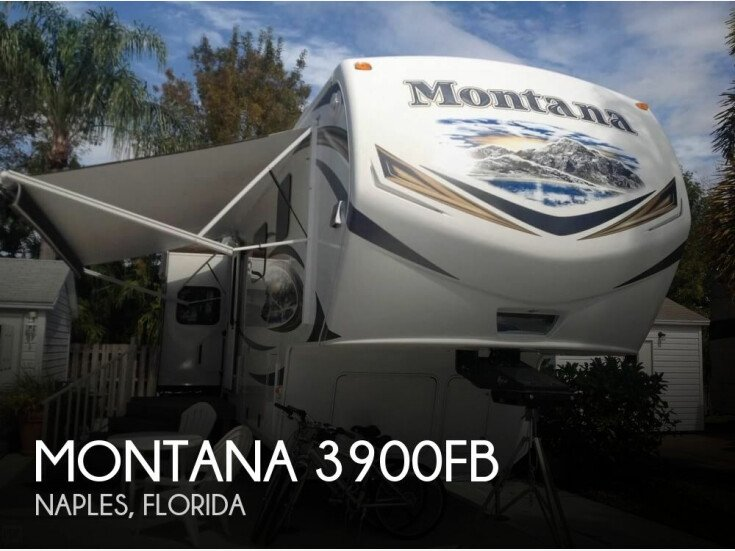 2013 Keystone Montana for sale 300182507
