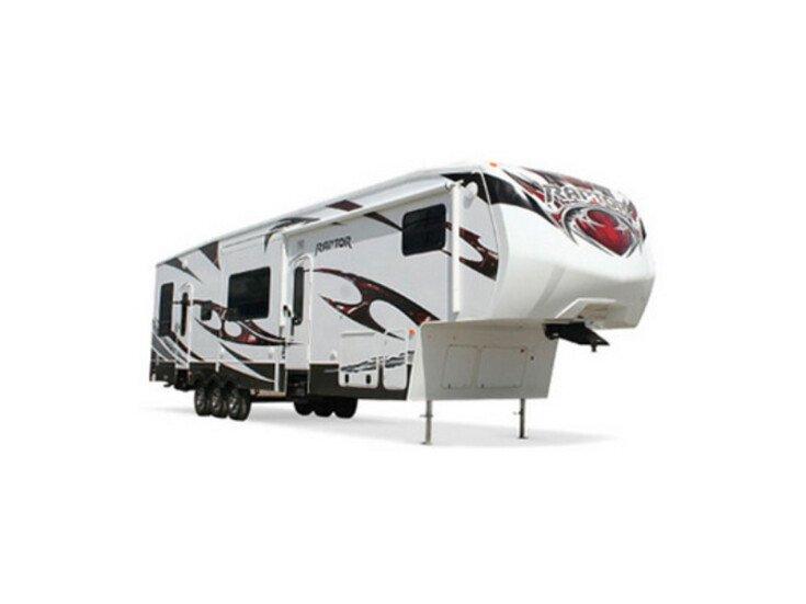 2013 Keystone Raptor 395LEV specifications