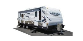 2013 Keystone Springdale 299FKSSR specifications