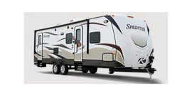 2013 Keystone Sprinter 327FLS specifications